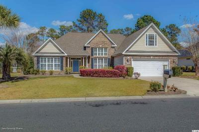 Murrells Inlet Single Family Home For Sale: 4578 Firethorne Drive