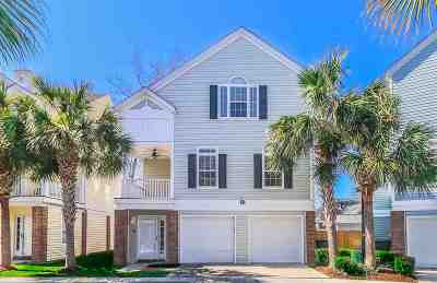 Surfside Beach Single Family Home For Sale: 25 Palmas Drive