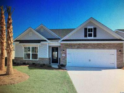 North Myrtle Beach Single Family Home For Sale: 608 Belle Drive