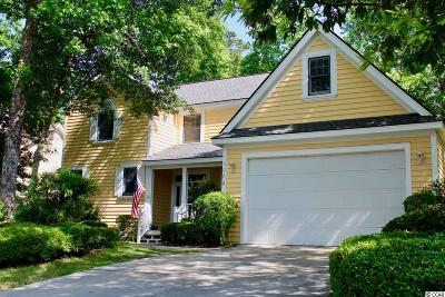 North Myrtle Beach Single Family Home For Sale: 4964 S Island Drive