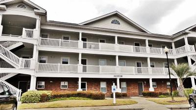 North Myrtle Beach Condo/Townhouse For Sale: 5750 Oyster Catcher Dr #321