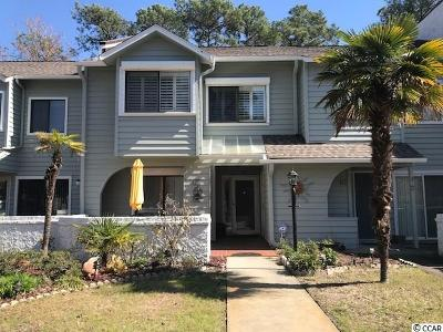 North Myrtle Beach Condo/Townhouse For Sale: 73 Shadow Moss Place #73