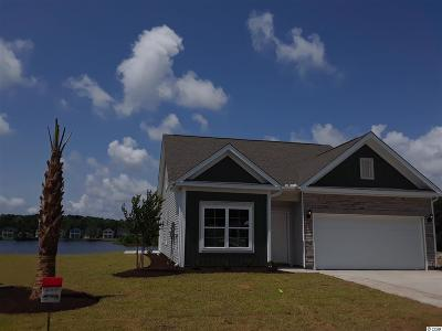 Murrells Inlet Single Family Home For Sale: 121 Heron Lake Ct