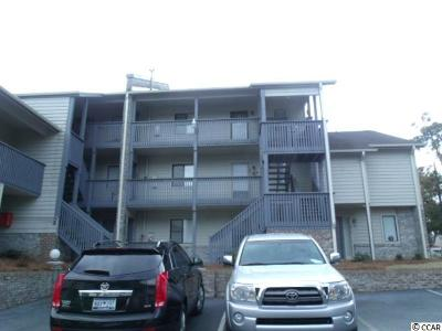 North Myrtle Beach Condo/Townhouse For Sale: 816 9th Avenue South #301-A