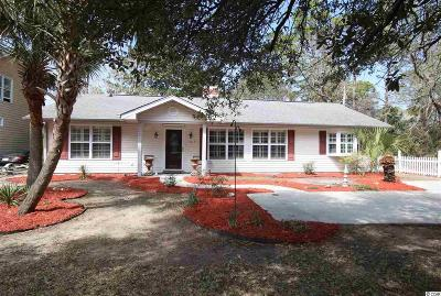 Myrtle Beach Single Family Home For Sale: 5613 Springs Ave