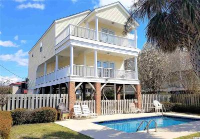 Murrells Inlet Single Family Home For Sale: 217 Seabreeze Drive