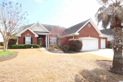 Murrells Inlet Single Family Home For Sale: 850 Castlebridge