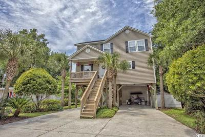 Murrells Inlet Single Family Home For Sale: 3582 Jordan Landing Road