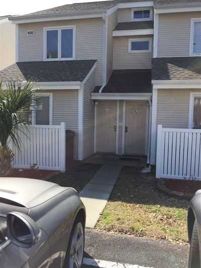 Surfside Beach Condo/Townhouse For Sale: 1000 Deercreek Rd. #A