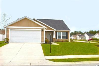 Conway Single Family Home For Sale: 800 Kershaw Road