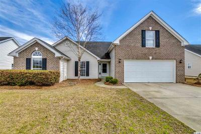 Myrtle Beach Single Family Home For Sale: 5013 Capulet Circle