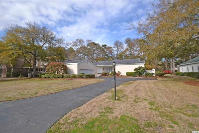 Pawleys Island Single Family Home For Sale: 334 Country Club Drive