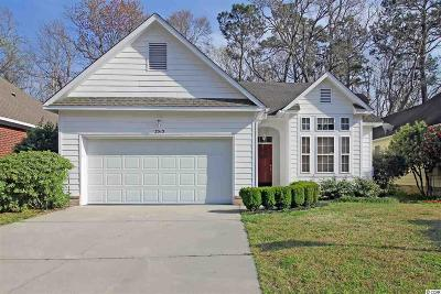 Myrtle Beach Single Family Home For Sale: 2513 Clearwater Street