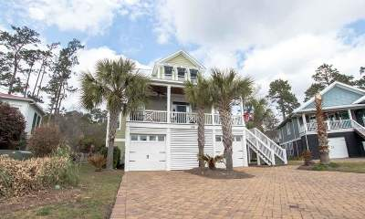 Murrells Inlet Single Family Home For Sale: 186 Graytwig Circle
