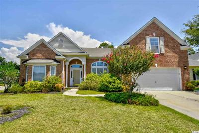 Murrells Inlet Single Family Home For Sale: 3 Stillwater Court