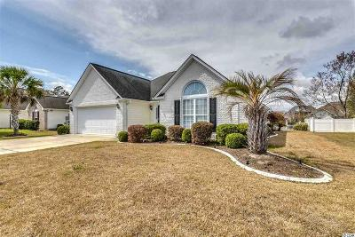 Myrtle Beach Single Family Home For Sale: 5032 Capulet Circle