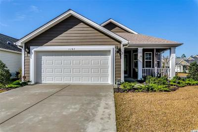 Murrells Inlet Single Family Home For Sale: 1187 Kiawah Loop