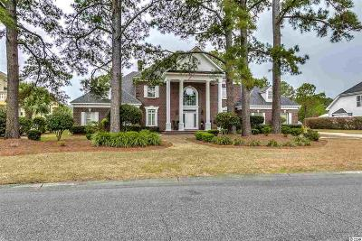 Myrtle Beach Single Family Home Active-Pend. Cntgt. On Financi: 3856 Waterford Drive