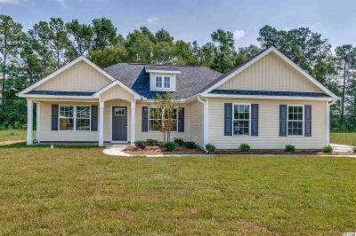 Conway Single Family Home For Sale: 117 Oakey Estates