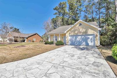Little River Single Family Home For Sale: 4533 Greenbriar Drive