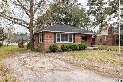 Conway Single Family Home For Sale: 307 Edgewood Circle