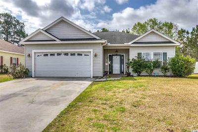 Murrells Inlet Single Family Home For Sale: 156 Molinia Dr.