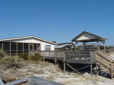 Pawleys Island Single Family Home For Sale: 452 Myrtle Avenue