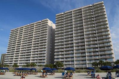 North Myrtle Beach Condo/Townhouse For Sale: 1625 S Ocean Blvd #N 902