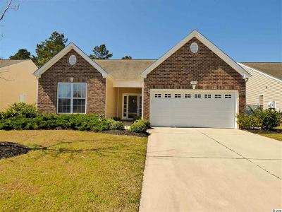 Myrtle Beach Single Family Home For Sale: 4705 Farm Lake Drive