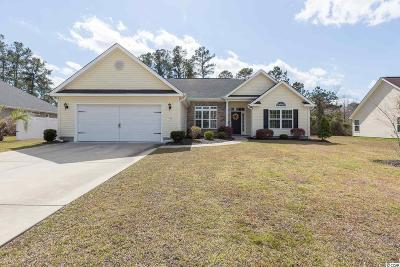 Myrtle Beach Single Family Home For Sale: 151 Quail Hollow Road