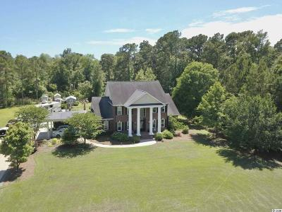 Myrtle Beach Single Family Home Active-Hold-Don't Show: 871 Red Wolf Trail