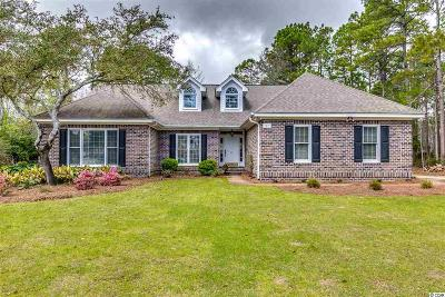 Pawleys Island Single Family Home For Sale: 27 Red Tail Hawk Loop