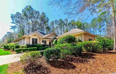 North Myrtle Beach Single Family Home For Sale: 5108 Halyard Ct