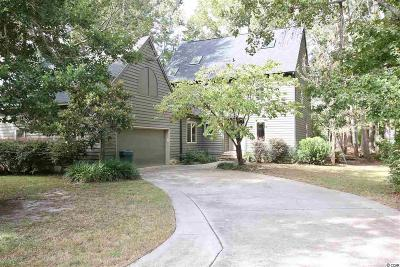 Myrtle Beach Single Family Home Active-Pend. Cntgt. On Financi: 1927 Kate Lane