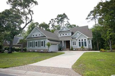 Murrells Inlet Single Family Home For Sale: 104 Highwood Circle