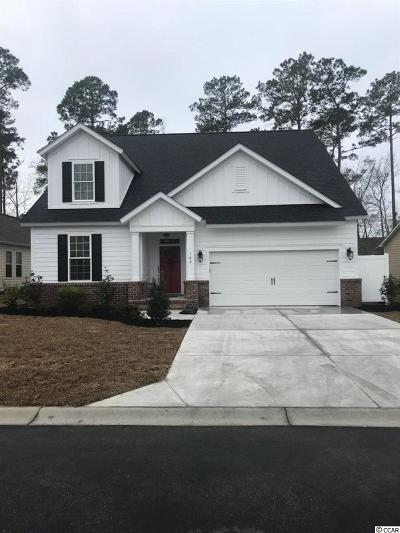 Murrells Inlet Single Family Home Active-Pend. Cntgt. On Financi: 180 Summerlight Drive