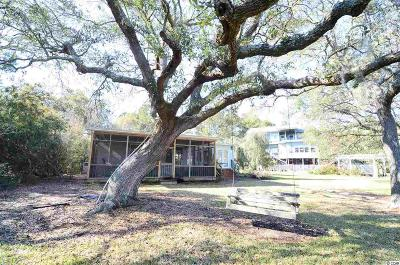 Pawleys Island Single Family Home For Sale: 30 Furman Lane