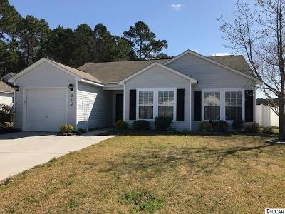 Myrtle Beach Single Family Home For Sale: 910 Bur Oak Court