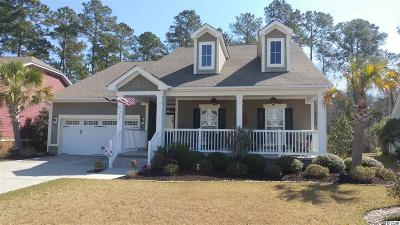 Murrells Inlet Single Family Home Active-Pend. Cntgt. On Financi: 752 Dreamland Drive