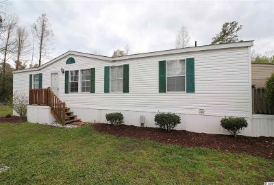 Myrtle Beach Single Family Home For Sale: 800 Columbia Drive