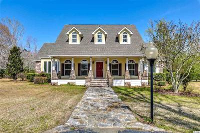 Conway Single Family Home For Sale: 1605 Four Mile Rd.
