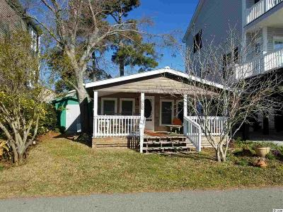 Myrtle Beach Single Family Home For Sale: 6001 S Kings Highway, Site S-18