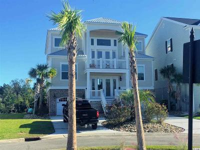 Myrtle Beach Single Family Home For Sale: 433 Harbour View Dr.