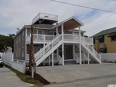 North Myrtle Beach Multi Family Home For Sale: 1002 S Perrin Dr.