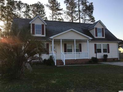 Myrtle Beach Single Family Home For Sale: 8008 Brookstone Drive