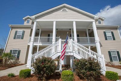 Murrells Inlet Condo/Townhouse For Sale: 401 Mahogany Drive #102