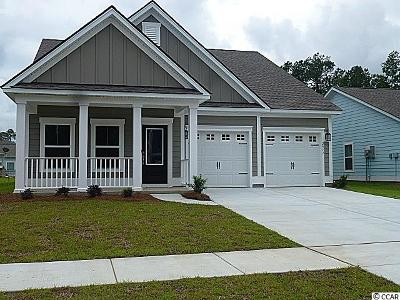 Myrtle Beach Single Family Home For Sale: 2511 Golden Chestnut Way