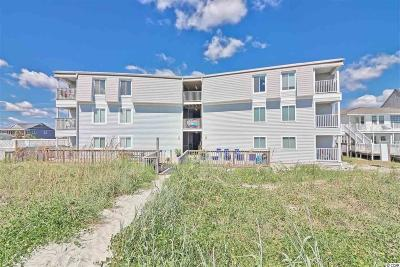 North Myrtle Beach Condo/Townhouse For Sale: 5000 N Ocean Blvd. D-1 #D-1