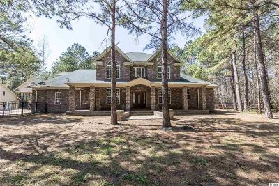 Conway Single Family Home For Sale: 140 Manchester Ranch Place