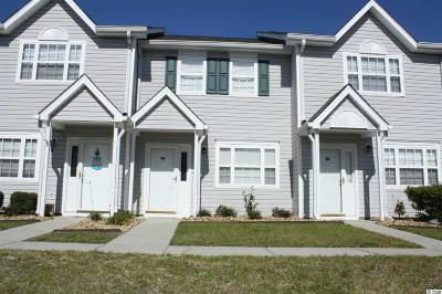 North Myrtle Beach Condo/Townhouse For Sale: 103 Barnwell St. #28-D